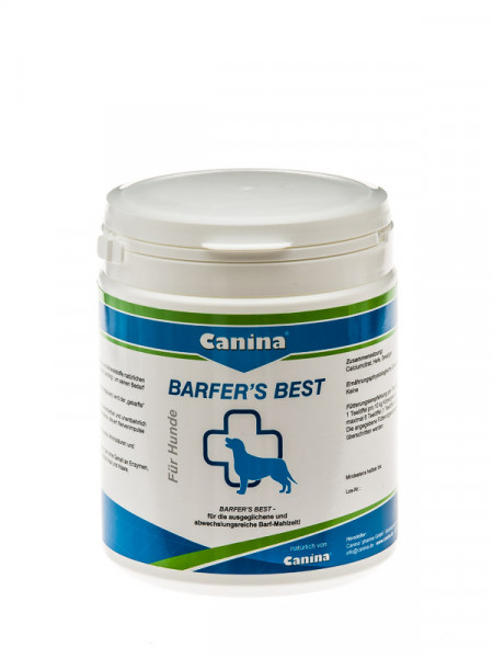 Barfer's Best
